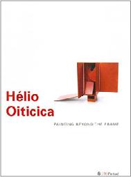 Capa do livro Hélio Oiticica