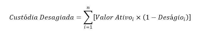 Cálculo de valor devido